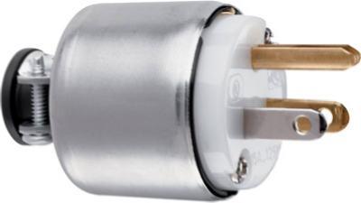15A125V Armored Plug - Woods Hardware