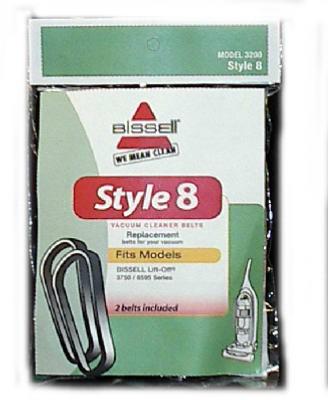 Style8 Bagless Vac Belt