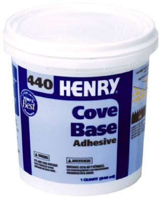 QT #440 Cove Adhesive