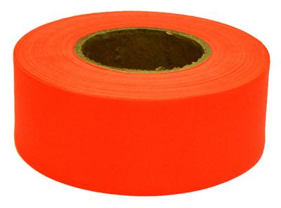 150 Glo ORG Flag Tape