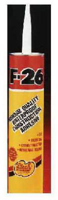 10.3OZ PRM GP Adhesive