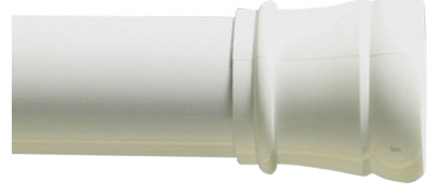 1x23-1/2WHT Tension Rod
