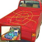 Zipnet ADJ Cargo Net