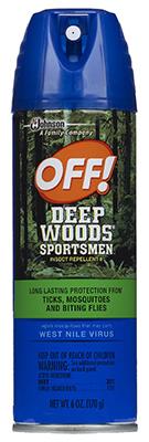 6OZ Deep Wood Repellant