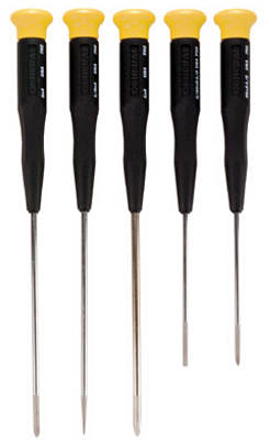 5PC Screwdriver Set
