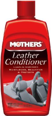 12OZ LTHR Conditioner