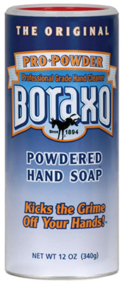12OZ Canister Hand Soap - Woods Hardware