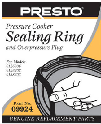 Pres Cook Seal Ring