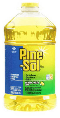 144OZ Lemon Pine Sol