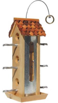 Twig Perch Bird Feeder