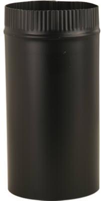 6x48 BLK Stove Pipe
