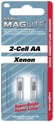 2PK AA Xenon Lamp