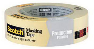 """1.5""""x60YD Masking Tape"""