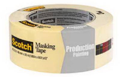 """2""""x60YD Masking Tape"""