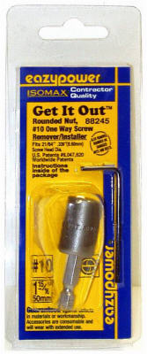 #10 1 Way Screw Remover