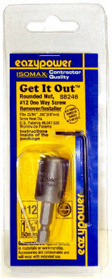 #12 1 Way Screw Remover