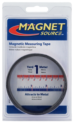 1x1 Magnet Meas Tape