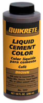 10OZ BRN Cement Color