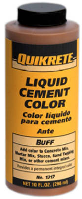 10OZ Buff Cement Color