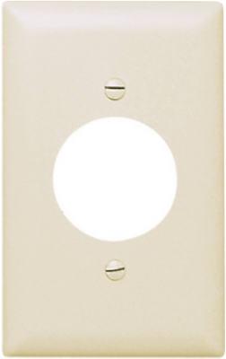 ALM 1G SGL Wall Plate