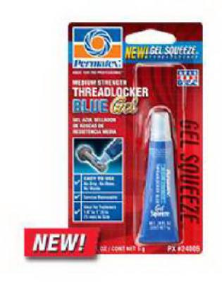 5G MED BLU Threadlocker