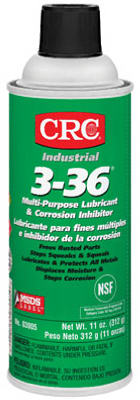 11OZ 3-36 Ind Lubricant