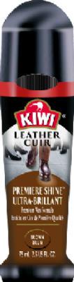 2.5OZ BRN LIQ Shoe Wax