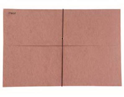 10x15RED Legal Wallet
