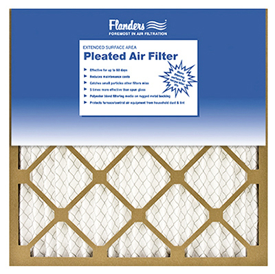 12x24x1Pin Pleat Filter