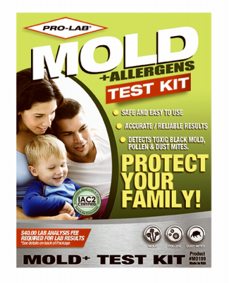 Pro Mold Test Kit