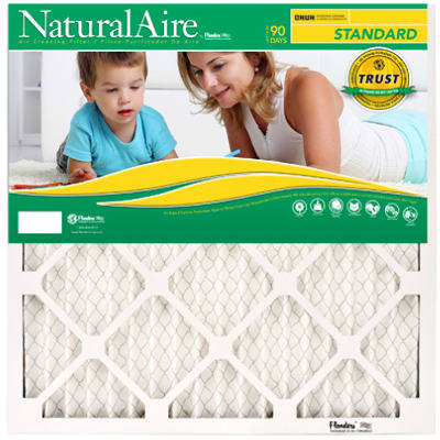 12x24x1Pleat Air Filter