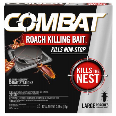 8CT Combat Roach System