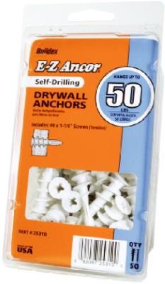 50PK#50 Plas Dry Anchor