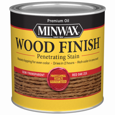 1/2PT Red Oak WD Finish