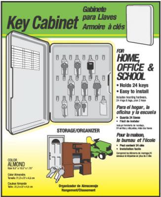 Plas Key Cabinet