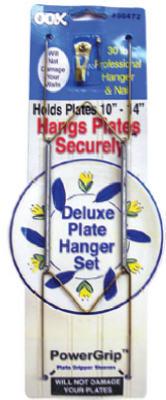 """10-14""""30LB Plate Hanger"""