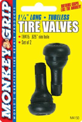 2PK TUBLS Tire Valve