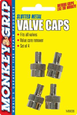 4PK Slot Valve Cap