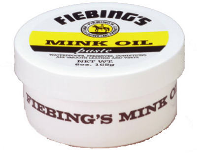6OZ Mink Oil Paste