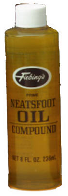8OZ Neatsfoot Oil