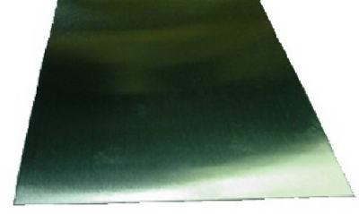 .010x3/4x12 SS Strip