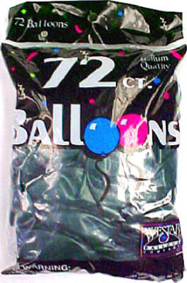 72CT GRN Helium Balloon