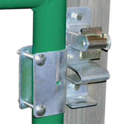 1WY Lockable Gate Latch