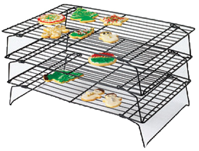 3PC Cookie Rack Set