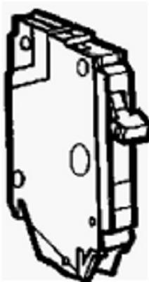 GE 40A SP Circ Breaker