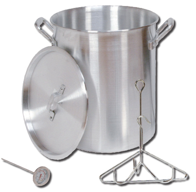 30 QT ALU Turkey Pot