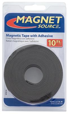 "1""x10 Flex Magnet Tape"