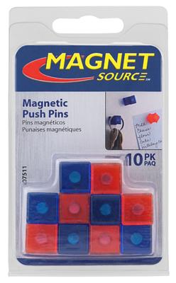10CT BLU/Fushia Mag Pin