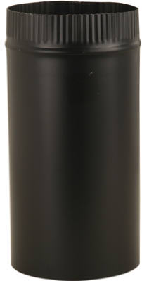 6x12 BLK Stove Pipe