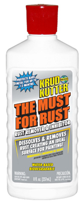 8OZ Rust Inhibit/Remove